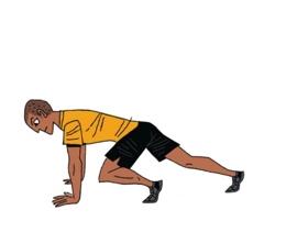 David Kirsch Workouts