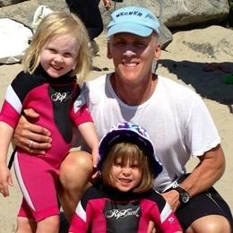 David Kirsch talks about his twin girls