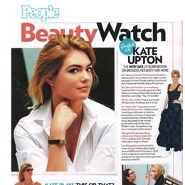 Kate Upton Talks David Kirsch in People Magazine