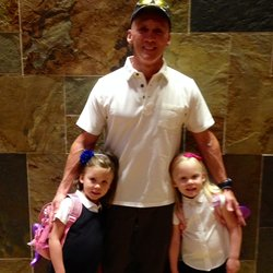 First day of School with David's girls